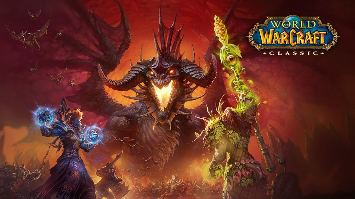 World of Warcraft – Intro